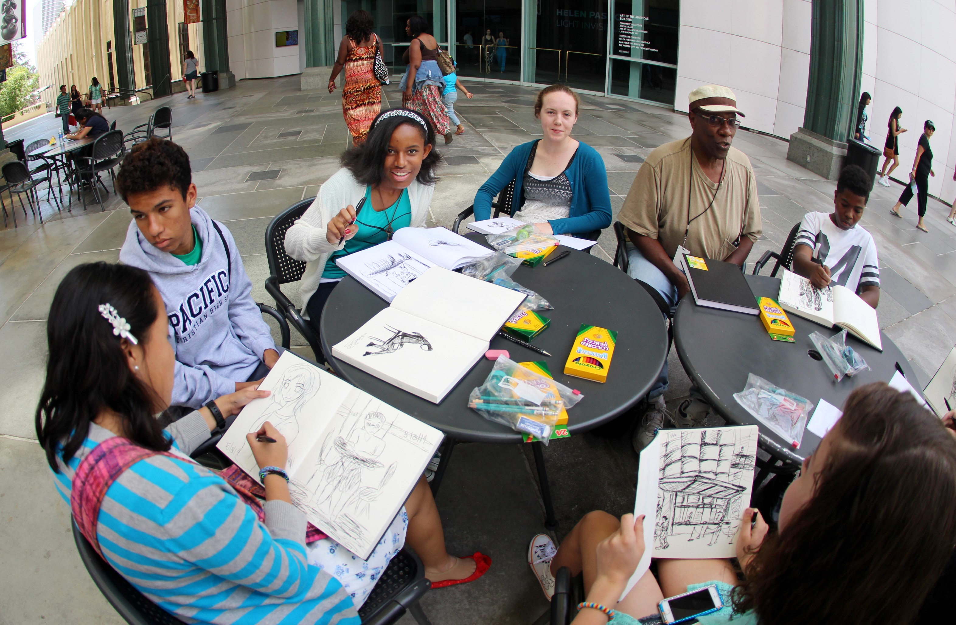 Teen Art Class: Drawing (Ages 13+) - Tastethecounty.ca