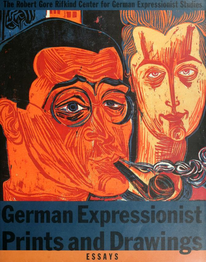 expressionist theatre explanation and history