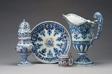 Faience And Soft Paste Porcelain Lacma