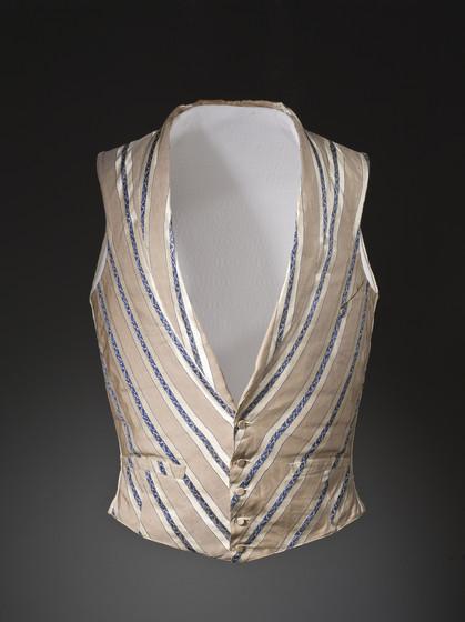 1840s victorian waistcoat
