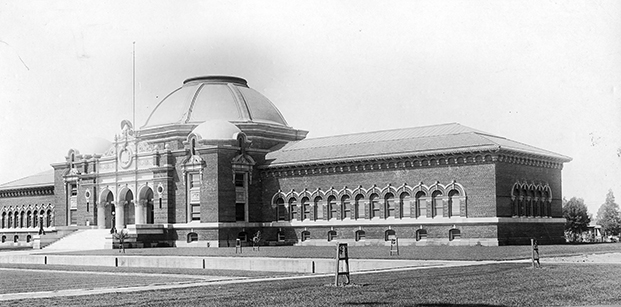 Los Angeles County Museum of History, Science, and Art, c. 1911