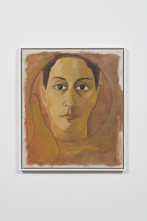 Untitled (Self Portrait), c. 1968