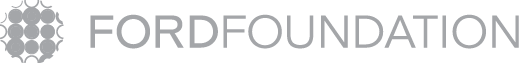 Ford Foundation Logo Grey