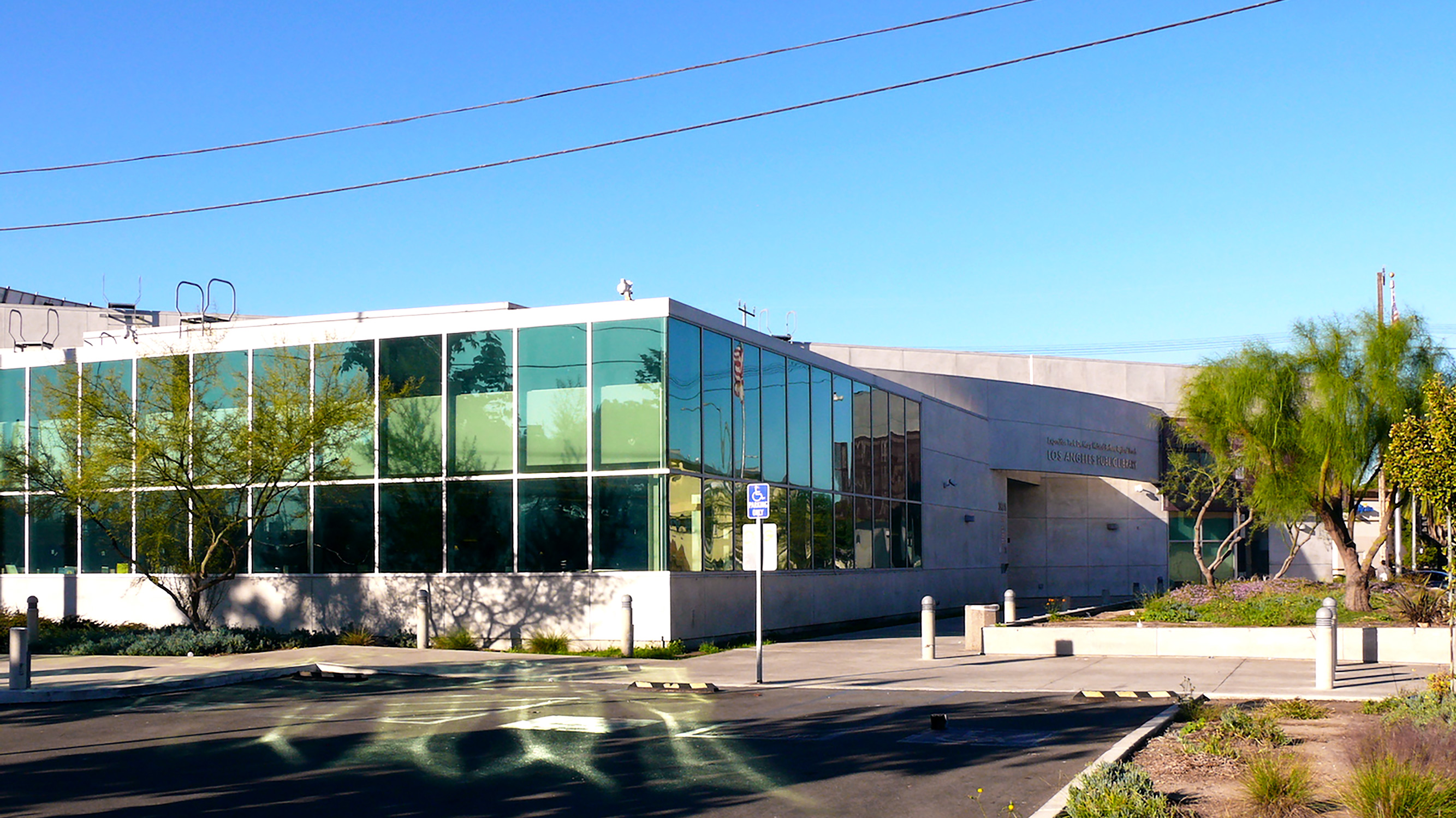 Image: South Los Angeles Public Library