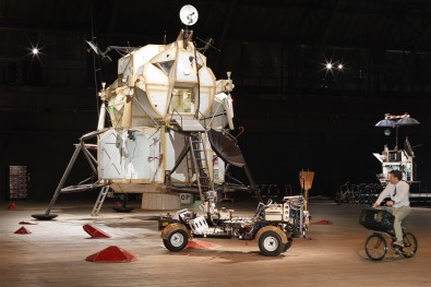 Image from Space Program: Mars, Park Avenue Armory, New York City, 2012, image: Josh White
