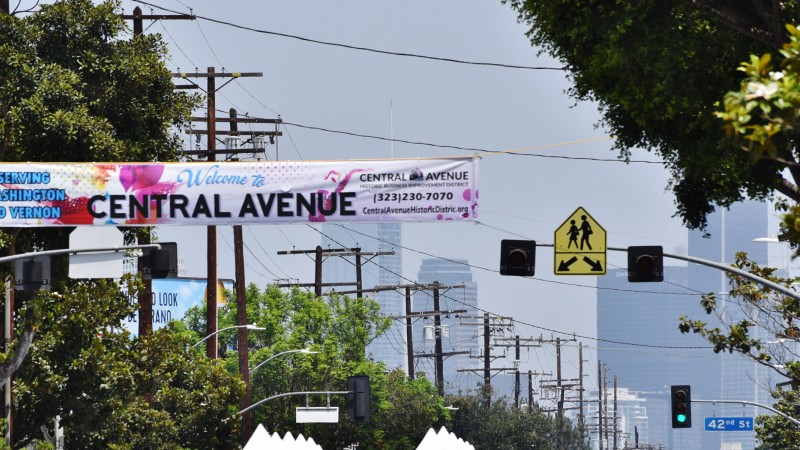 Image: Central Avenue Neighborhood Outreach
