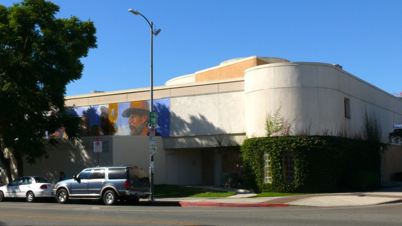 LACMA in Your Neighborhood – Watts Branch Library