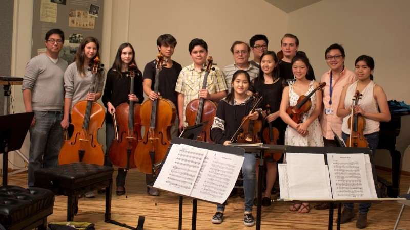 Crossroads EMMI Chamber Orchestra