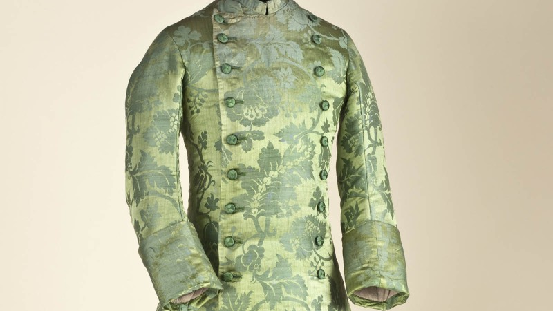 Man's At-home Robe (Banyan), circa 1750