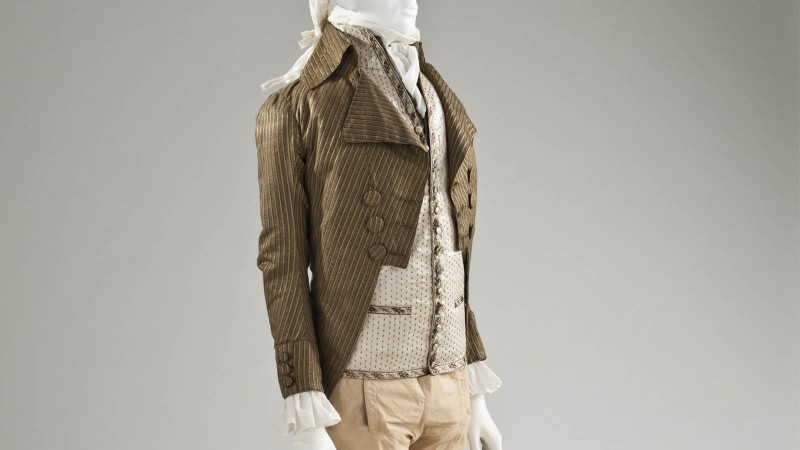 Image: Man's Coat, France, 1790–95
