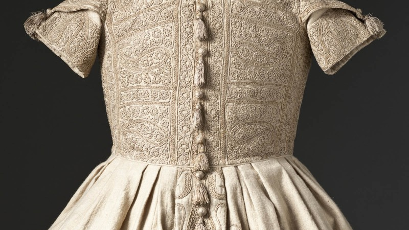 Undertaking the Making: LACMA Costume and Textiles Pattern