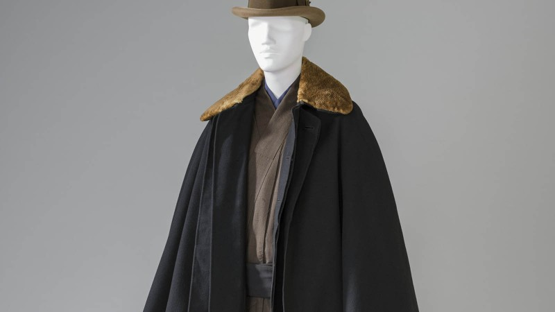 Overcoat (Tonbi), Taishō period (1912-26) to Shōwa period (1926-89), 1925-35, Los Angeles County Museum of Art