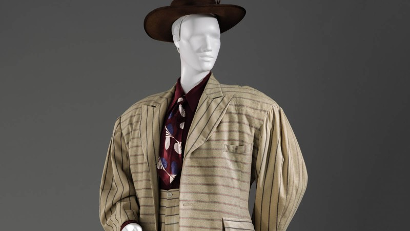 Zoot Suit, United States, 1940–42, Los Angeles County Museum of Art