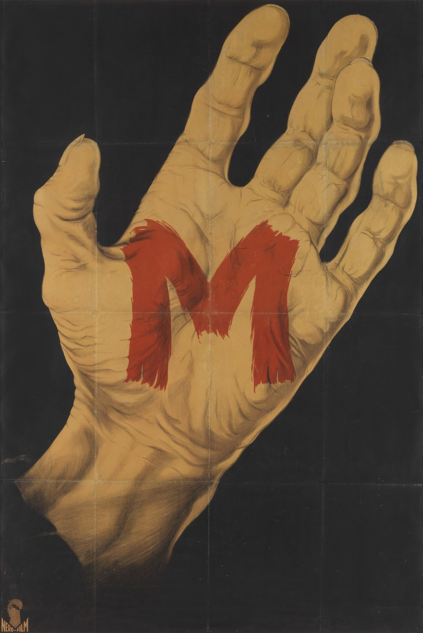 "Image: Unknown, ""M"", 1931"
