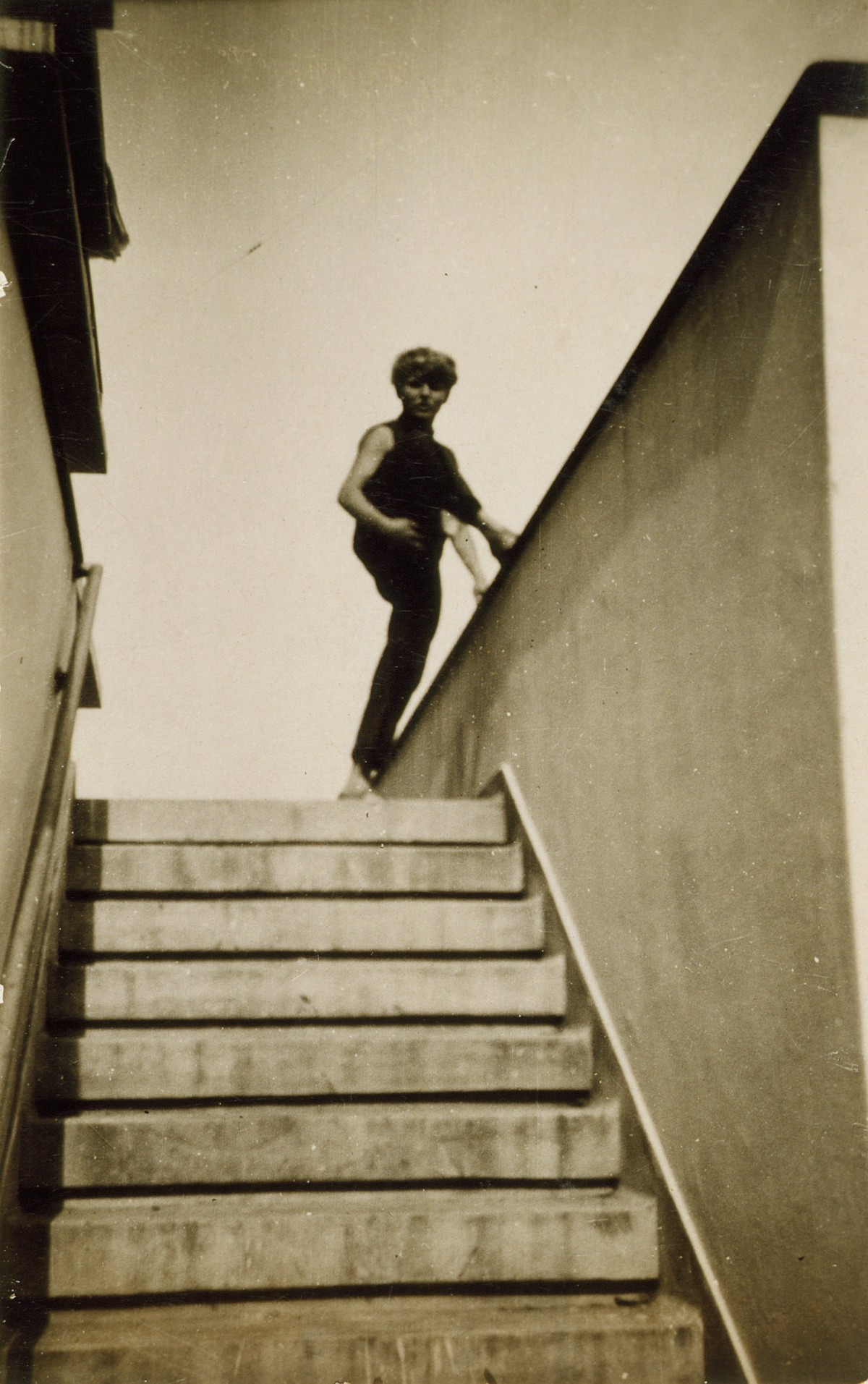 Image: Portraits at the Bauhaus, Unknown, 1925-1932, Audrey and Sydney Irmas Collection
