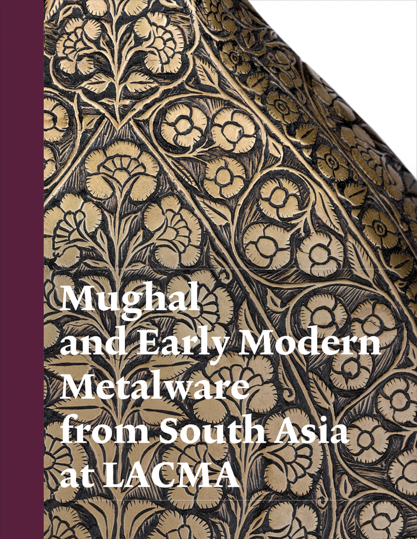 Image: Mughal and Early Modern Metalware Book Cover
