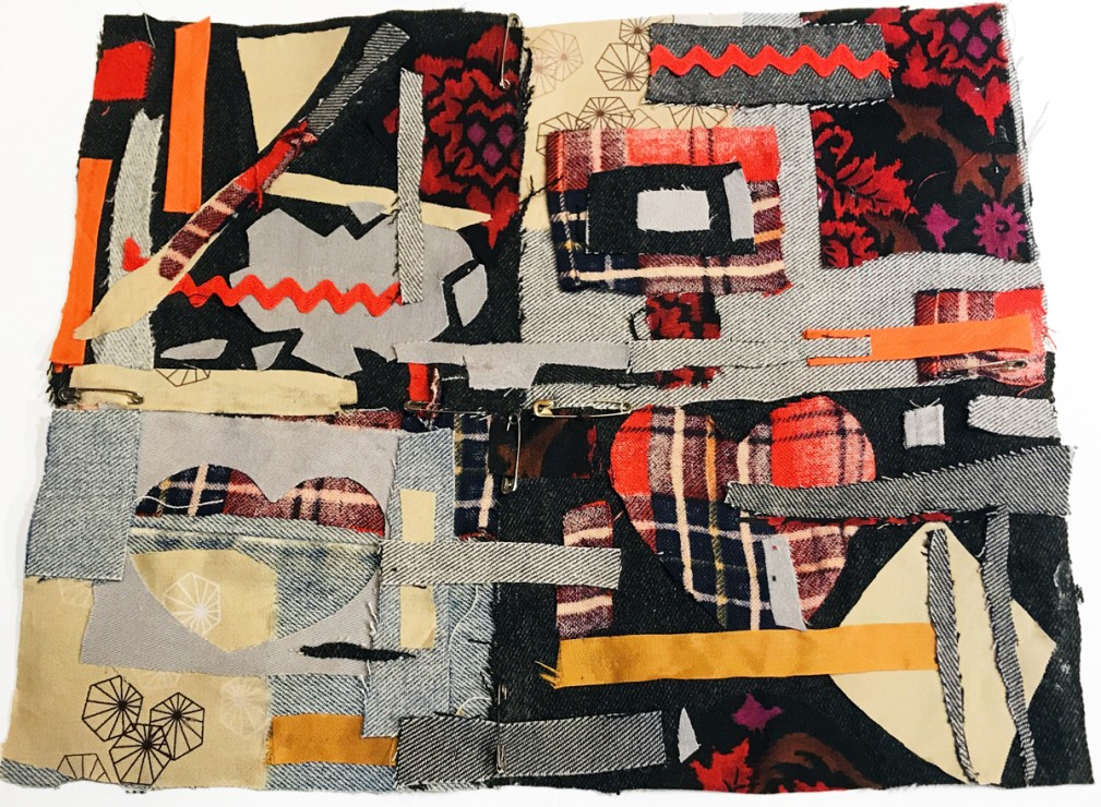Learn: Make Art @ Home—Collaborative Family Art Quilts Image