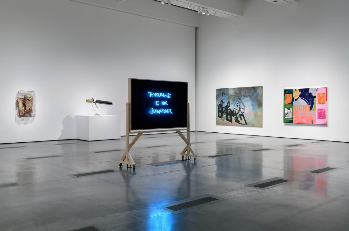 Image: Installation Photo View From Here: Recent Acquisitions