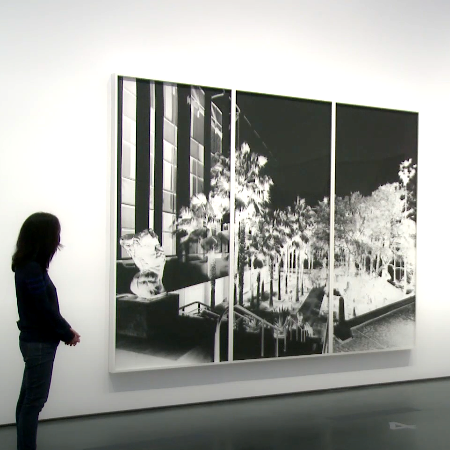Watch: Vera Lutter: Museum in the Camera—Gallery Walkthrough and Conversation